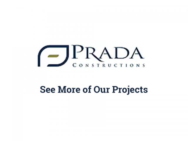 Prada Constructions Logo, see more Beachfront Painting projects